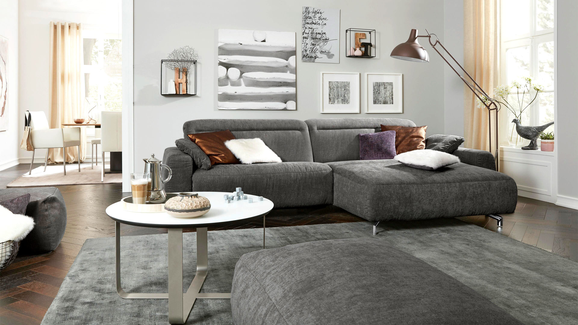 interliving sofa serie 4151 eckkombination